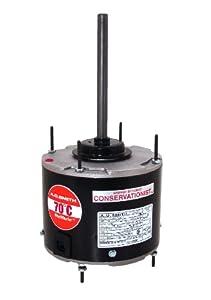 A.O. Smith FSE1058SF 1/2 HP, 825 RPM, 825 volts, 2.5 Amps, 48 Frame, Sleeve Bearing Condenser Motor