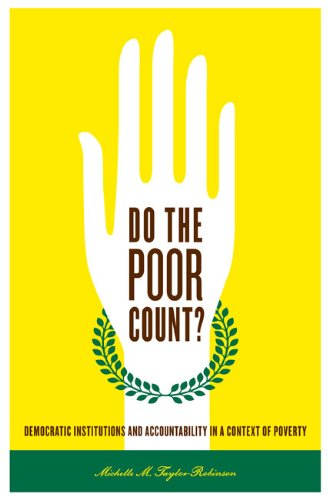 Do the Poor Count?: Democratic Institutions and Accountability in a...