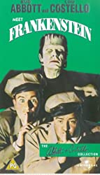 Bud Abbott Lou Costello Meet Frankenstein [VHS] [Import]