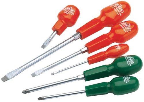 limited sale draper 14078 6 piece screwdriver set audrey best buy. Black Bedroom Furniture Sets. Home Design Ideas