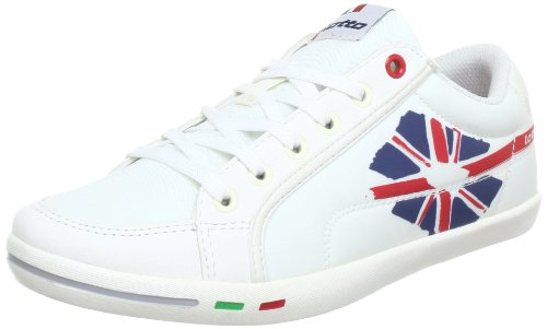 lotto-sport-unisex-adult-wayne-flag-iii-trainers-white-weiss-off-white-size-36