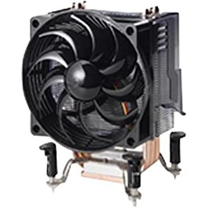 Cooler Master Hyper TX2 Copper Base Aluminum Fins 3 Heatpipes CPU Cooler - (RR-CCH-L9U1-GP)