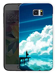 """Humor Gang Calm Scenery Wallpaper Printed Designer Mobile Back Cover For """"Samsung Galaxy Note 5"""" (3D, Matte, Premium Quality Snap On Case)"""