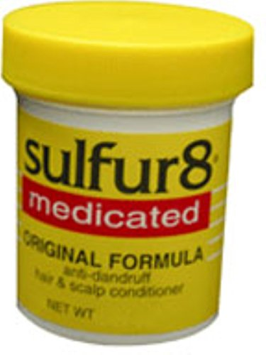 Sulfur8 Medicated Regular Formula Anti-Dandruff Hair and Scalp Conditioner, 2 Ounce (Medicated Hair Grease compare prices)