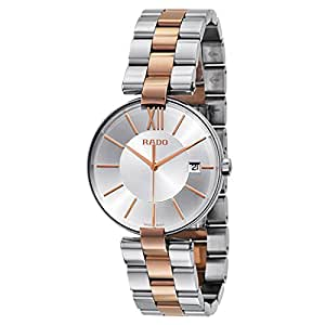 Amazon.com: Rado Coupole L Men's Quartz Watch R22852023: Watches