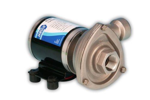 Jabsco 50840-0012 Marine High Flow Cyclone Pump (12-Volt)