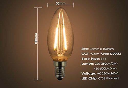 Glitz-2W-E14-Classic-LED-Bulb
