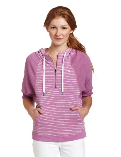Hurley Juniors Featherweight Mesh Hoodie