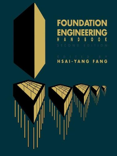 Foundation engineering handbook