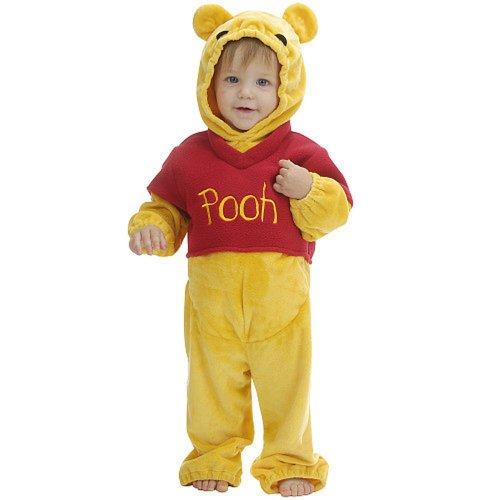 Disney Toddler Boys' Winnie the Pooh Costume - Size 12M