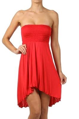 Modern Kiwi Eva High Low Dress
