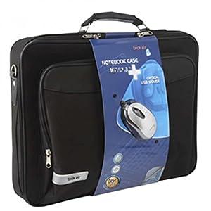 Tech Air Z Series Z0103 - Paquete De Accesorios Para Portátil - 17.3 - Negro  Informática revisión y más información