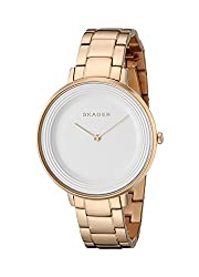 Skagen Ditte Analog Silver Dial Womens Watch - SKW2331