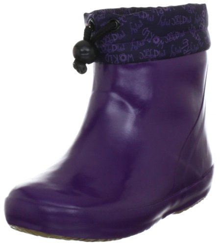 Viking SPINNER WINTER Rubber Boots Unisex-Child Purple Violett (lilac 6) Size: 26