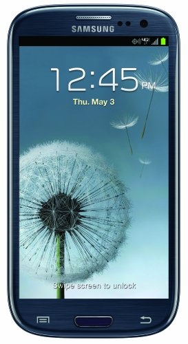 Samsung Galaxy S III 4G Android Phone, Blue 16GB