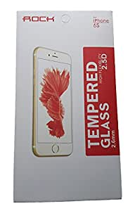 Rock 2.5D Premium Tempered Glass Screen Protector for Apple iPhone 6 6S with back protector