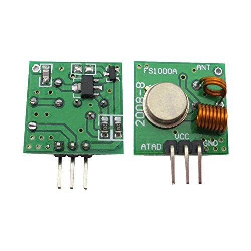 GUWANJI 433M emission module 433MHZ wireless transmission module super regeneration (Beatbox Module compare prices)