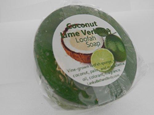 LANIKAI Loofah Soap Coconut Lime Verbena ルーファソープ ココナッツライムバーベナ