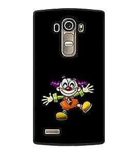 printtech Joker Clown Back Case Cover for LG G4 ,LG G4 H815