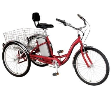 Zized! Supersized Tricruiser Electric Bike Upgrade