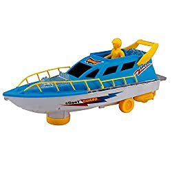 Tinee Battery operated boat for pool and small tanks - Toy for kids