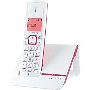 Alcatel Versatis F230 Téléphone sans fil Rose