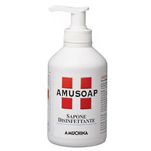 Sapone Liquido Disinfettante Amusoap Confezione Da 250 Ml