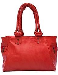 Darash Fashion Women's Stylish Handbag Pink-Bag-41