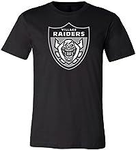 Village Raiders Clash T-shirt   Raid Clans in This Tee