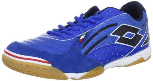 lotto-sport-futsal-pro-v-id-sports-shoes-football-mens-blue-blau-blue-size-6-40-eu