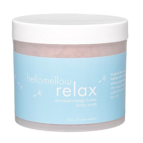 HelloMellow  Relax Scrub 22 Oz  (Pack of 3)