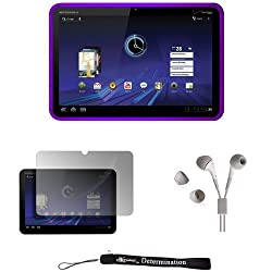Ebigvalue Tablet Cover Case - Purple