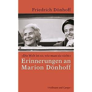 eBook Cover für  34 Die Welt ist so wie man sie sieht 34 Erinnerungen an Marion D xF6 nhoff