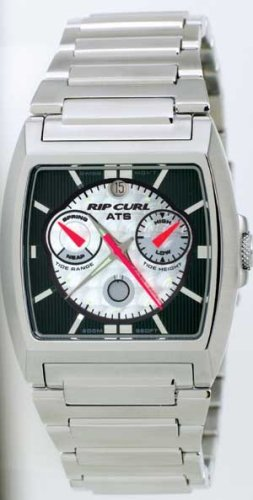 RIP CURL MEN'S QUEST TIDEMASTER - A1010 SILVER - Buy RIP CURL MEN'S QUEST TIDEMASTER - A1010 SILVER - Purchase RIP CURL MEN'S QUEST TIDEMASTER - A1010 SILVER (Rip Curl, Jewelry, Categories, Watches, Men's Watches, Casual Watches)