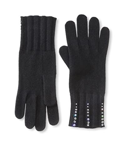 Portolano 40097G Women's Gloves, Black