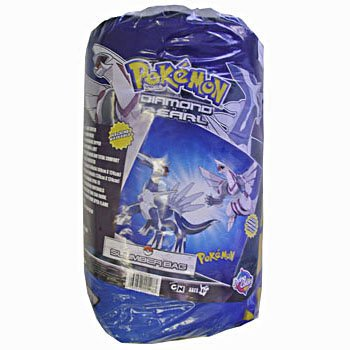 More image Pokemon Diamond & Pearl Slumber / Sleeping Bag - Palkia Dialga