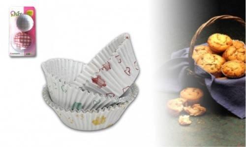 Menaje-Del-Hogar - Molde para Hacer Cupcakes de Papel