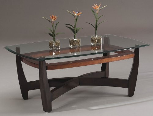 Buy Low Price Elation Glass Cappuccino Copper Coffee Table B0020650lg Coffee Table Bargain