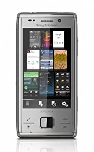 Comparer SONY ERICSSON XPERIA X2 ARGENT 4GO