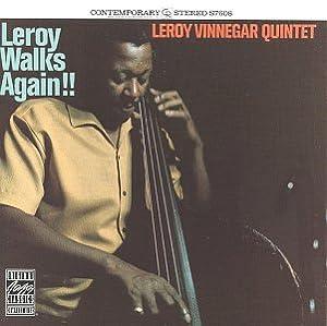 Leroy walks again