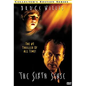 Amazon.com: The Sixth Sense (Collector's Edition Series): Bruce ...