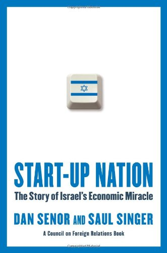 Cover of &quot;Start-up Nation: The Story of I...