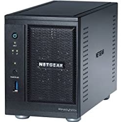NETGEAR ReadyNAS Ultra 2 Plus (Diskless) Network Attached Storage RNDP200U