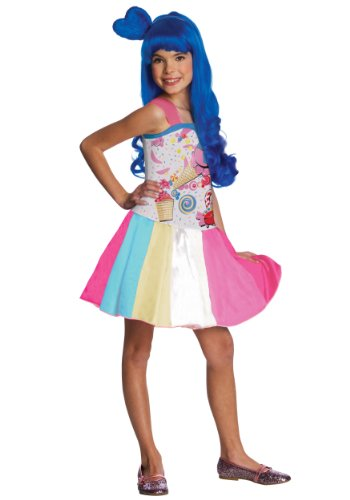 Katy Perry Candy Girl Child's Costume, Medium