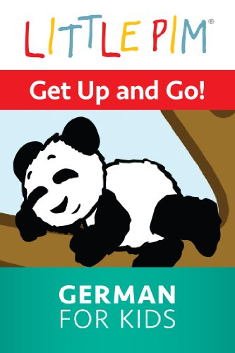Little Pim: Get Up and Go! - German for Kids