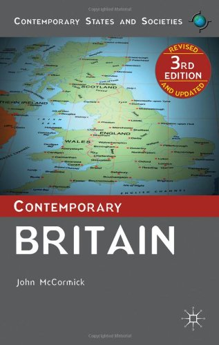 Contemporary Britain (Contemporary States And Societies Series)
