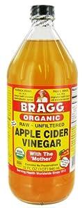 Bragg Apple Cider Vinegar Organic Raw -- 32 fl oz