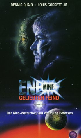Enemy Mine - Geliebter Feind [VHS]