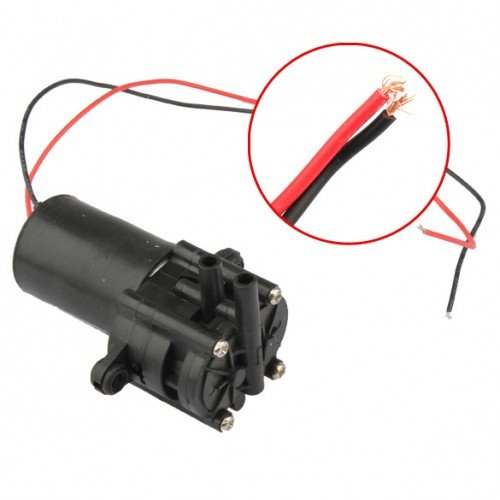 Top Brand Direct Current 12V Micro Brushless Devices Pump Submersible Electric Water Pump