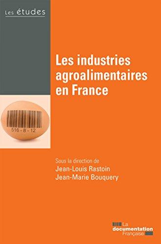 Les industries agroalimentaires en France